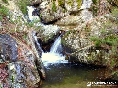 Valsaín - La Chorranca; rutas senderismo sierra de gredos calzado para hacer senderismo pueblos con